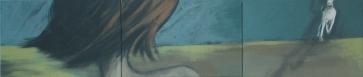 Come to me III l je 60 x 40 cm l Acryl auf Leinwand I 2006